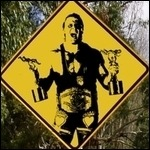 A damn road sign Avatar