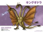 King Ghidorah Avatar