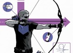 Hit-Monkey: Hawkeye Fan Avatar