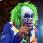 Slammy Award-Winning Clown Avatar