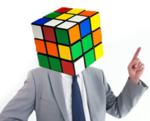 Rubix Cube Johnny Avatar